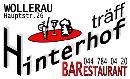 BARestaurant Hinterhof in Wollerau
