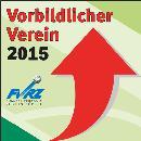 Vorbildlicher Verein 2014